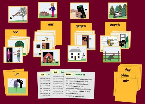 Lernkartei Vorwörter